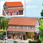 1654 Busch HO Kit of Martin´s Inn - Barn of Martin´s Inn - NEW