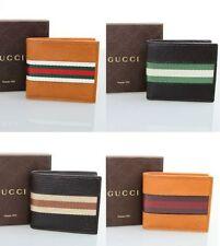 856513ee7751ea Gucci Leather Bifold Wallets for Men for sale | eBay