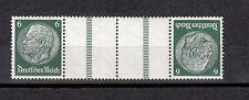 Deutsches Reich, Zusammendruck KZ 22, mit Falz, siehe Scan
