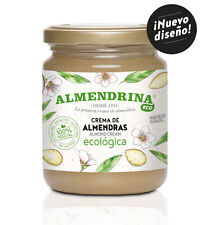 CREMA DE ALMENDRAS ALMENDRINA ECO 400 gr