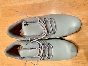 Under Armour Match Play Golf Shoes - Gray Sz 9.5