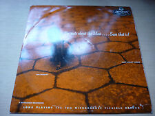 """Sam Most Nuts About The Most London American 1955 12"""" Vinyl LP"""
