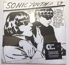 SONIC YOUTH - GOO HAND SIGNED RECORD LP AUTOGRAPHED BY THURSTON MOORE NEW