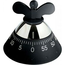 Alessi Kitchen Timer Black A09 B by Michael Graves