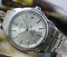 High Quality Automatic Mechanical Mens Stainless Steel Day Calendar Wrist Watch