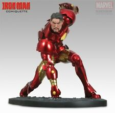 SIDESHOW IRON MAN COMIQUETTE STAUE EXCLUSIVE! MINT! ONLY 500 MADE!