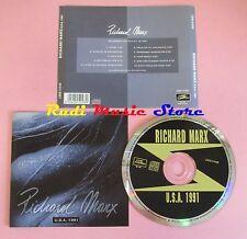 CD RICHARD MARX U.s.a. 1991 1994 italy LIVE STORM LSCD 51538 (Xs7)no lp mc dvd