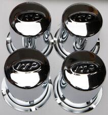 ITP Delta Steel Wheel Center Cap with ITP Logo - SM1300BX - Chrome (4 pk) 264025