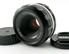 Near MINT Voigtlander Ultron 40mm f2 SL II S ASPH. Lens for Nikon F Mount Japan