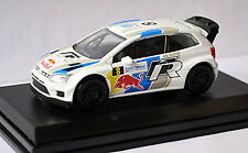 VW Polo R WRC #8 World Champion French Rallye 2013 PC-Vitrine Display-Box 1:43