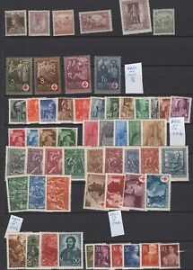 Hungary lot MH stamps see scan