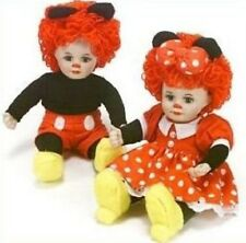 MARIE OSMOND DISNEY MINNIE & AND MICKEY TINY TOTS EXCELLENT CONDITION WITH BOX