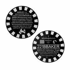 Perseverance Calibration Geocoin Official Geocaching Trackable