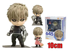 ONE PUNCH MAN/ GENOS SUPER MOVABLE NENDOROID #645 ANIME FIGURE SAITAMA IN BOX