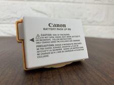 Canon Rechargeable Li-Ion Battery LP-E8 EOS 550D 600D 650D 700D DSLR LC-E8 MINT
