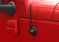"7"" (17cm) Antenna Black for Jeep Wrangler JK Rubicon Sahara Unlimited 2/4 Door"