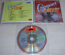 v/a COMPACT HITS Vol III CD 1985 Polydor West Germany ABBA Robin Gibb Pia Zadora