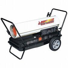 Dura Heat DFA220CV Portable Kerosene Forced Air Heater 220,000 BTU Output 198641