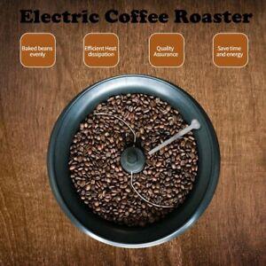 220V Electric Coffee Roaster Machine Household Bean Roasting Baking Home Use UK