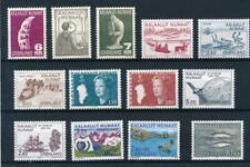 [311927] Greenland good lot of stamps very fine MNH