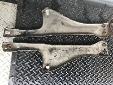 1981-87 Chevy GMC Truck Blazer suburban Front Bumper Brackets Used Outer Only