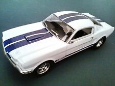 SHELBY 350 GT 1/43 - VOITURE MINIATURE DE COLLECTION - SPORT CARS  IXO
