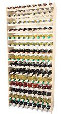 Weinregal Flaschenregal Weinschrank für 135 Flaschen Holzregal  Massiv 135 !!!