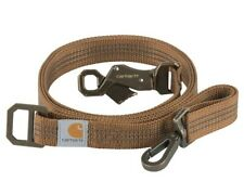 Carhartt Large Tradesman Leash 6ft 1 In Reflective Stitching Brown