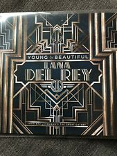"""Lana Del Rey """"Young And Beautiful"""" Rare 3 Track Dutch CD Promo - Brand New"""