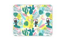 Funky Summer Mouse Mat Pad - Cactus Toucan Flamingo Wife Fun Gift Computer #8630
