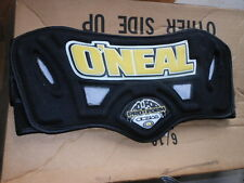 NOS NEW O'Neal Oneal Pro Form Kidney Belt Adult Large Black and Yellow