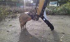 360 midi digger, thumb grab, grapple for excavators 2.7t - 4t inc vat and post