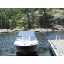 DOCK EDGE 3800-F Premium Mooring Whip 2PC 16ft 20,000LBS up to 33ft