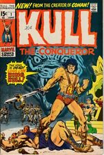 "KULL THE CONQUEROR 1 ""ORIGIN AND SECOND APPEARANCE OF KULL"" FN"