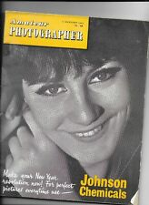 Various copies of Amateur Photographer Magazine from 1965 @ £5 each inc. post