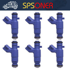 6pcs 0280156300 Fuel Injector For Holden Commodore chevrolet pontiac suzuki
