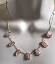 NWT Kendra Scott MEADOW Pink Peach Necklace $158.00