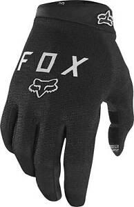 Fox Racing Ranger Gel Gloves - Mountain Bike BMX MTB Mens Gear Touch Screen