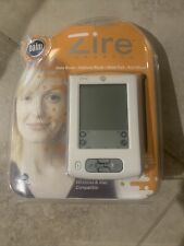 Palm Zire Handheld PDA P/N 405-4453A Date/Address Book, Notepad, Etc. NEW/SEALED
