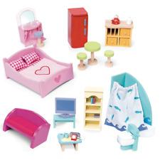 Le Toy Van Puppenhaus Möbel Starter-Set Deluxe, 27-teilig