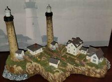 Harbour Lights Lighthouse #399 Thatcher Island Massachusetts #399