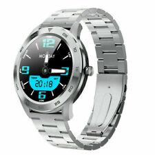 DT98 Reloj inteligente con Bluetooth Pantalla ECG PPG Full Round Pantalla Hd Para Android IOS