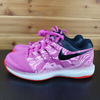 Nike Air Zoom Vapor X Tennis Shoes Fuchsia White (AA8027-602) Women's 6