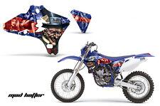 AMR Racing Yamaha YZ 250F/450F Shroud Graphic Kit MX Bike Decals 03-05 MDHTTR RU