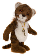 Tigerlilly Petit Tigre Teddy - Minimo Collection par Charlie Bears - MM175636