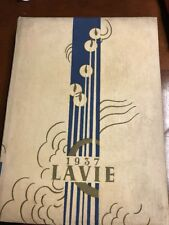 La Vie PENNSYLVANIA STATE COLLEGE Yearbook 1937 Free US Shipping RARE LOOK