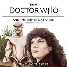 DOCTOR WHO & THE KEEPER OF TRAKEN CD
