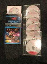 PS3 Promo Games Bulk Buy NEW