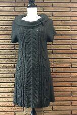 Dress Barn Tunic Sweater Knitted Cardigan Size Large