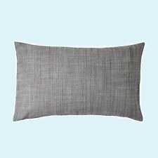 "IKEA Cushion Cover""ISUNDA""Gray NEW 16x26""Pillow-Coord.w/Kivik/Karlstad FastUShip"